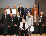 2012 WAHF inductees joined by past inductees