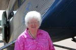 Ruth Johnson, Wisconsin Rapids pilot