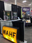 WAHF exhibit at 2014 Wisconsin Aviation Conference