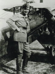 Paul Collins with the AEF, Europe 1919