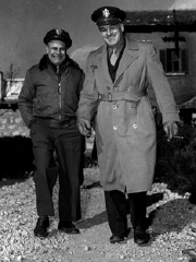 General Jimmy Doolittle with Twining, ca unknown