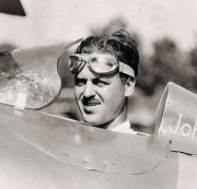 John P. Wood, air race pilot, ca 1920s