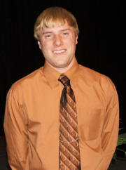 2007 Jerome Ripp Scholarship recipient Matthew Kurtz