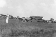 Baraboo Dells Airport, ca July 1946