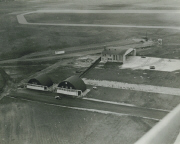Rock County (WI) Airport ca 1947