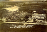Whiting Field, Appleton WI 1928